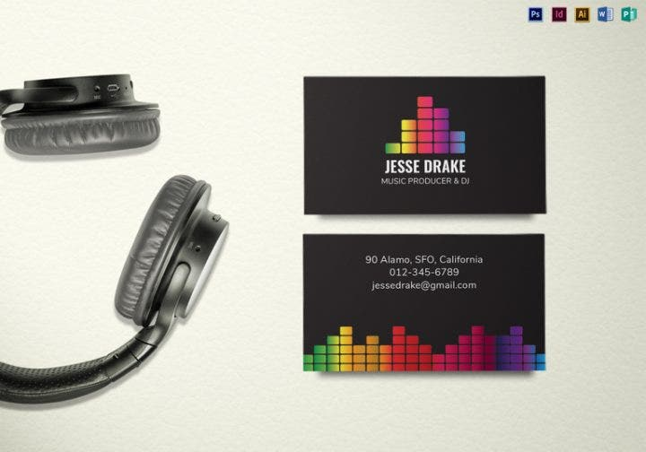 music producer and dj business card mock up 767x537 e1511254856392