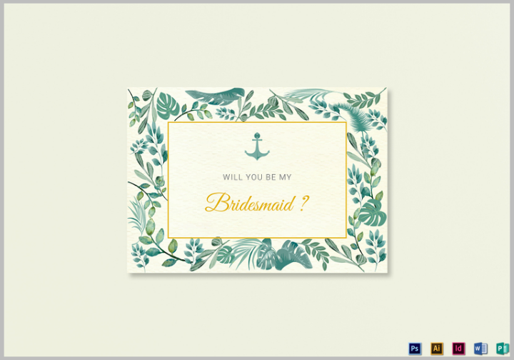 nautical-bridesmaid-card-template