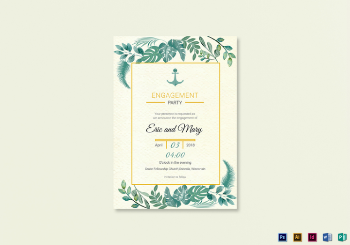 nautical-engagement-announcement-card-psd-template