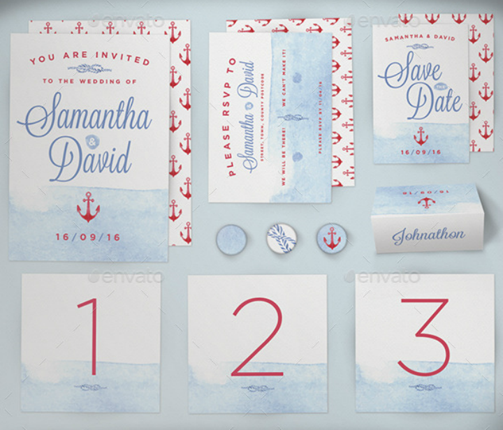 nautical-maritime-wedding-stationery-set