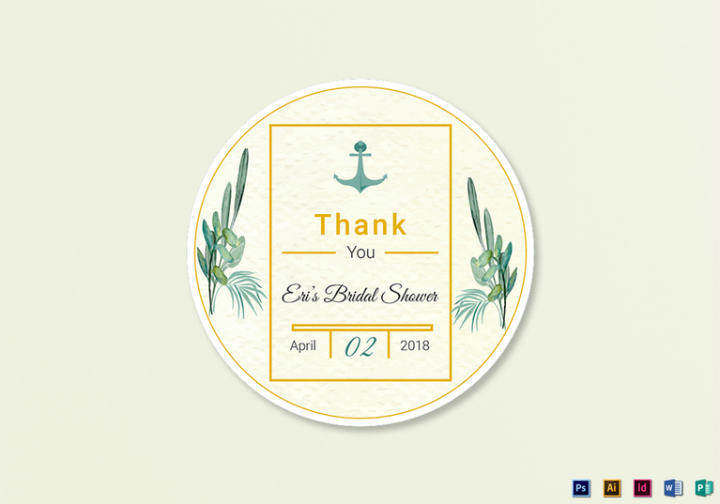 nautical-psd-wedding-label-template