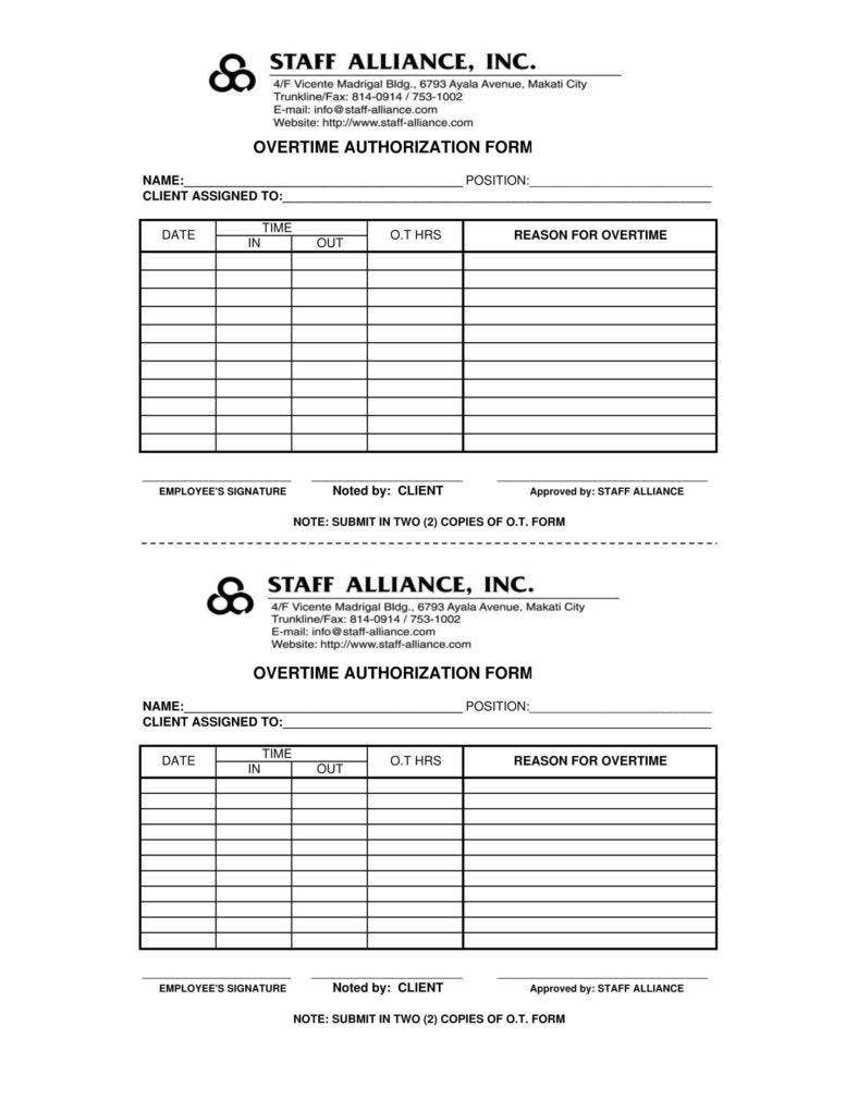 Free Form Example Health Alliance Prior Authorization Form Free Form