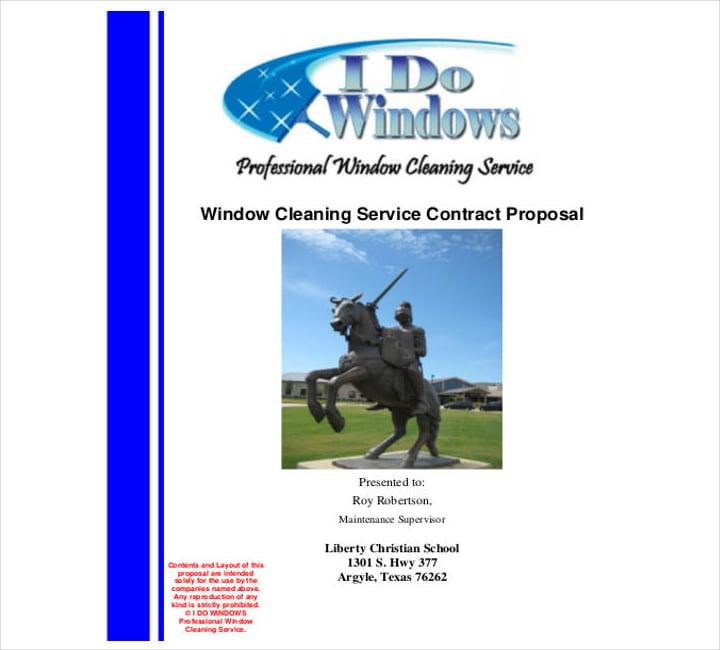 Professional Service Proposal