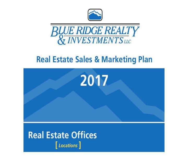 real estate sales and marketing plan