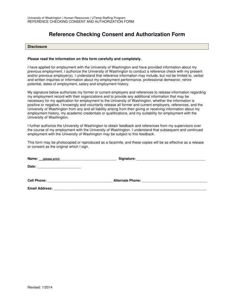reference checking consent authorization form 788x1020