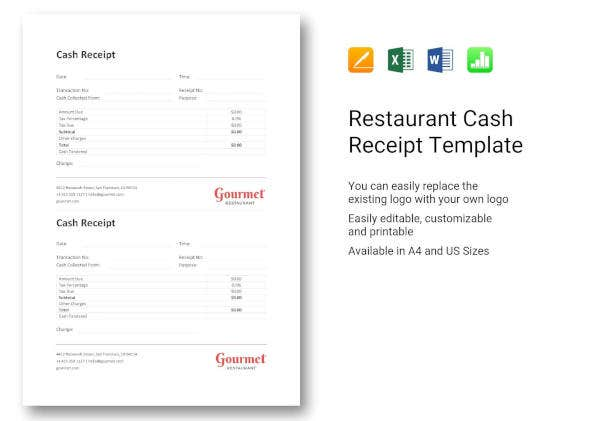 restaurant-cash-receipt-template