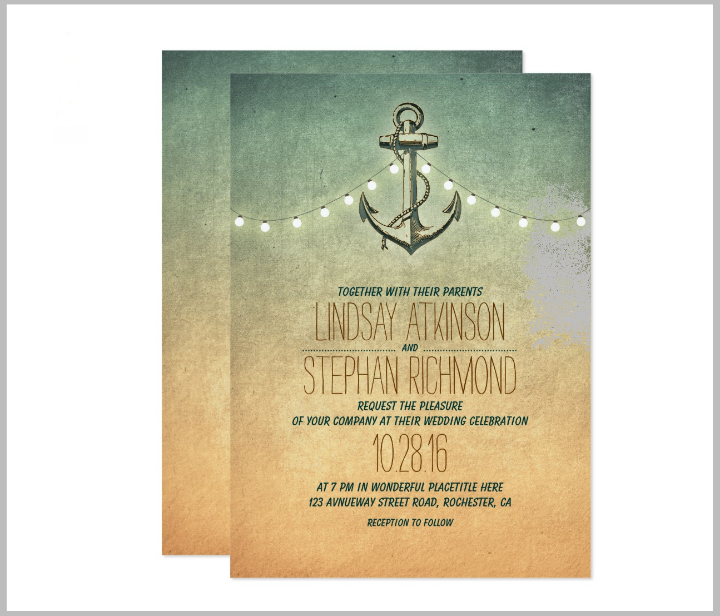 rustic-nautical-anchor-wedding-card