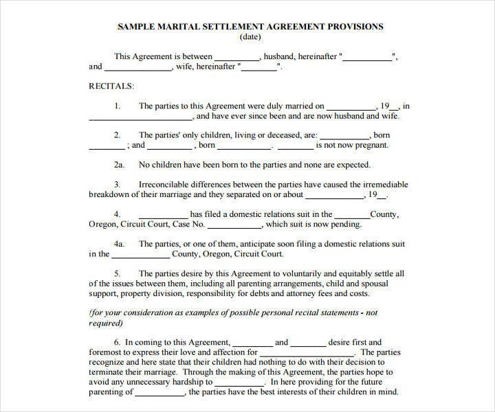 Wedding Contract Templates  Free Pdf Doc Format Download