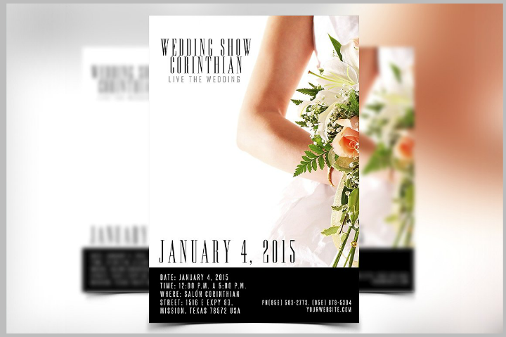 simple-wedding-flyer-template