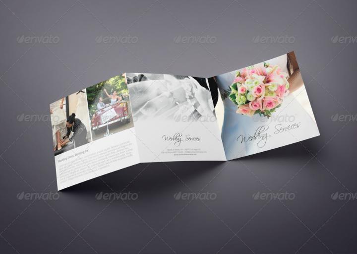 25  wedding brochure designs   templates