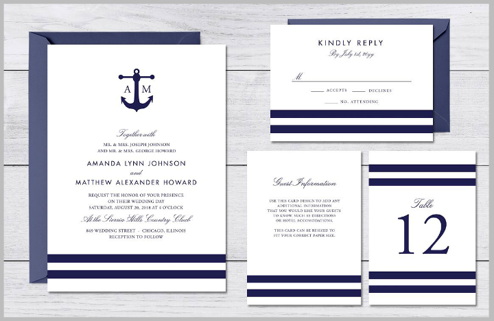 striped-nautical-anchor-wedding-suite-templates