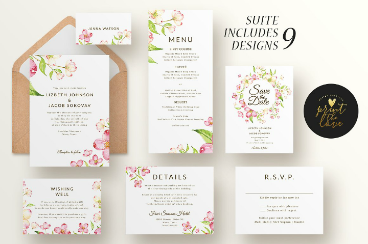 summer-garden-wedding-invitation-suite
