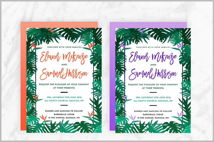 tropical-summer-wedding-invite-template