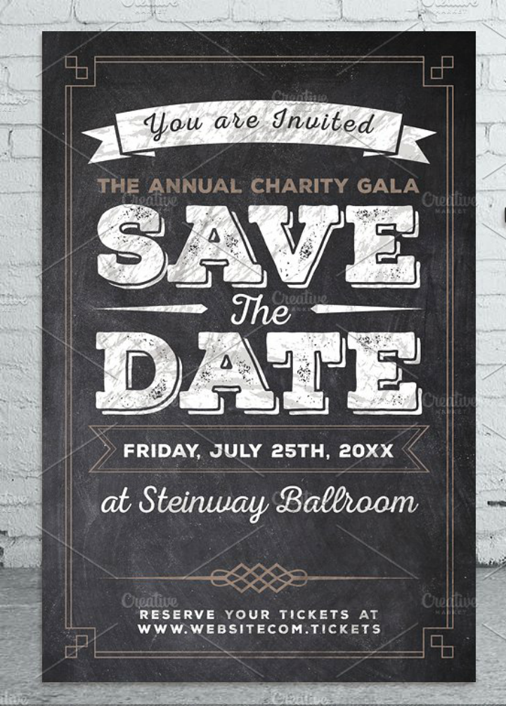 vintage-chalk-wedding-flyer-invite-template