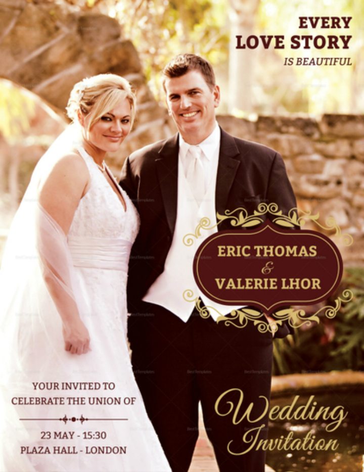 wedding-invitation-flyer-design-template