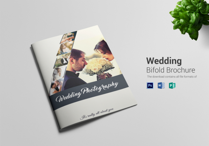 photography brochure template - 14 wedding brochure designs templates editable psd ai