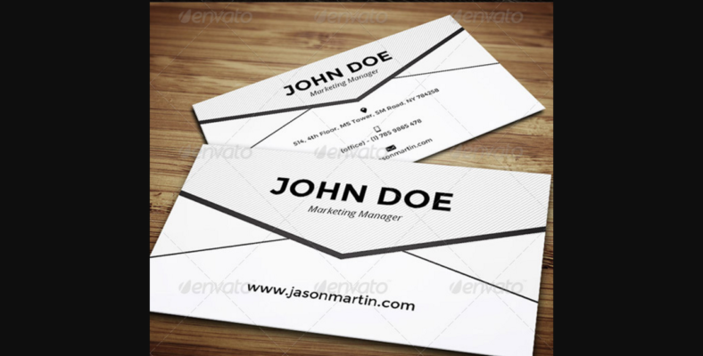 Bouncymarketingmanagerbusinesscard