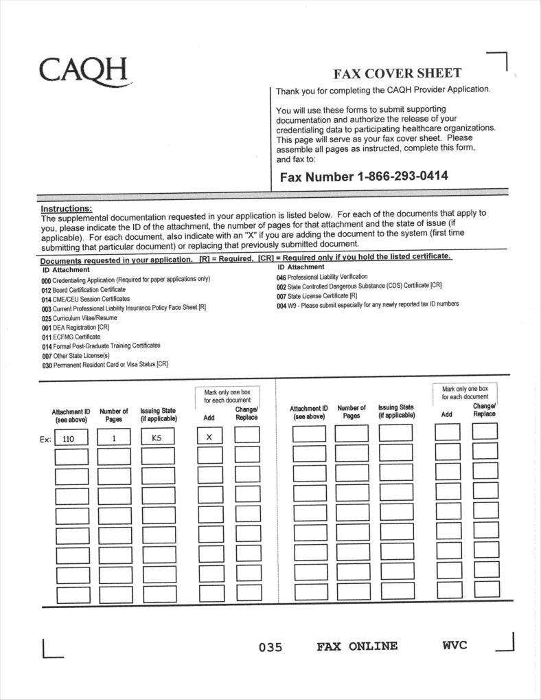 caqh-cover-sheet-1