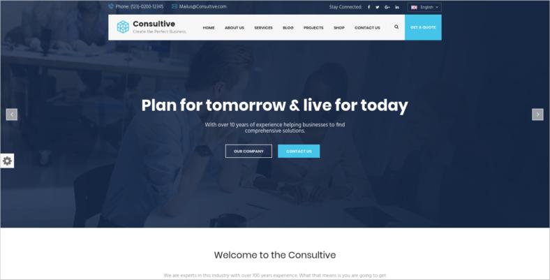 consultive