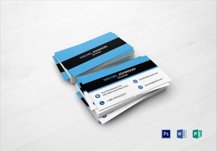 michaeljohnsondesignerbusinesscard