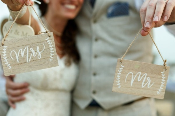 weddingsignboard