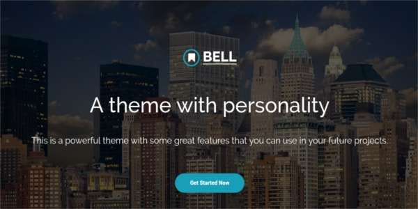 bell-bootstrap-4-theme