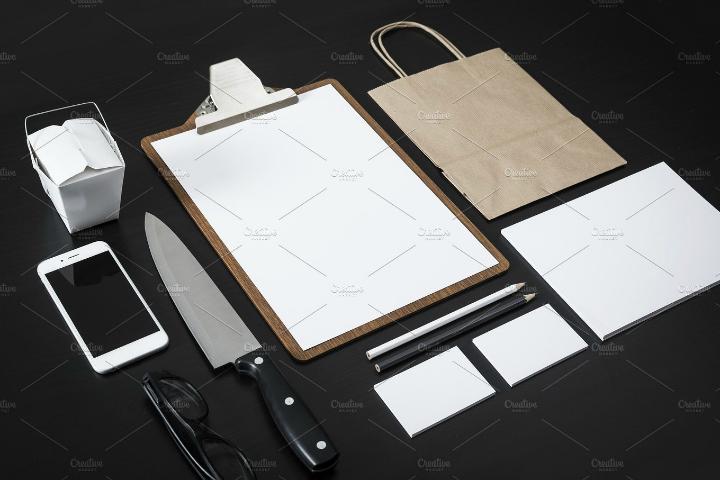 blank-restaurant-letterhead-design-template