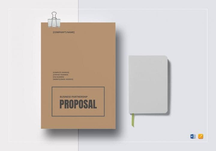 how to write a business loan proposal template