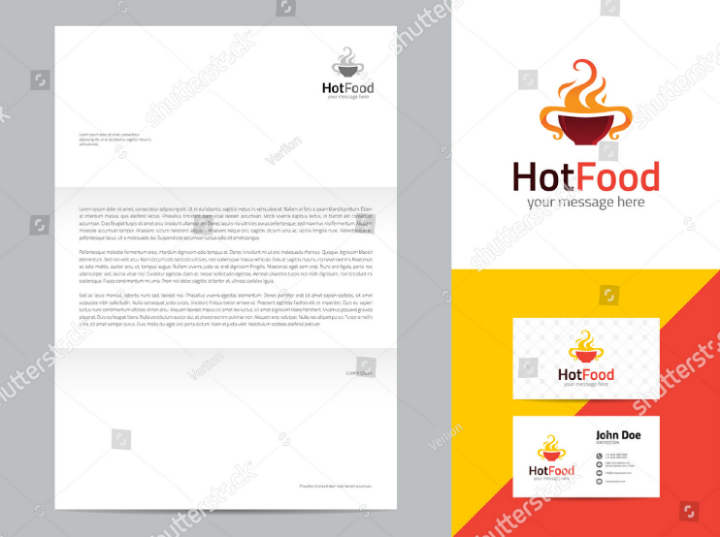 14 restaurant letterhead designs templates psd ai for Restaurant letterhead templates free
