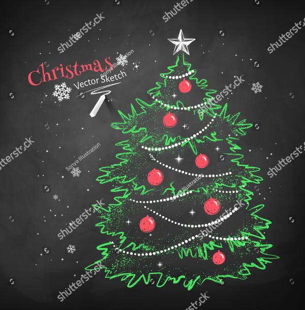 chalkboard-christmas-trees