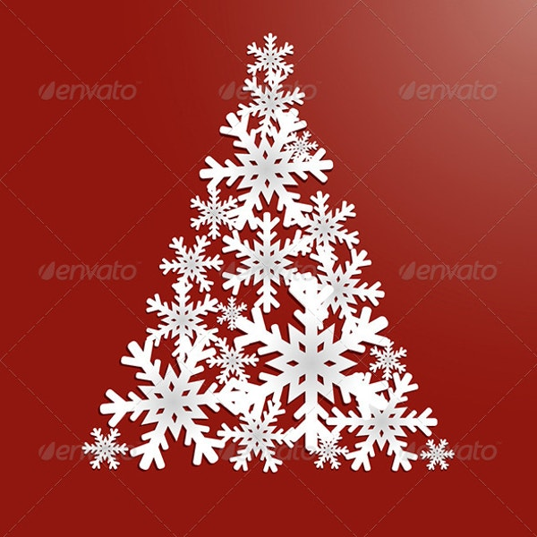 christmas-tree-with-snowflakes