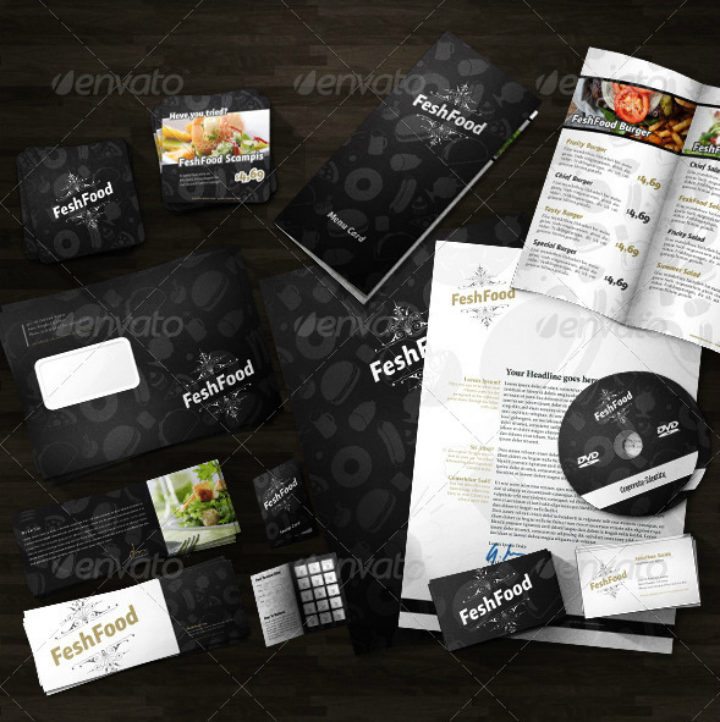 dark-restaurant-corporate-identity-letterhead-template