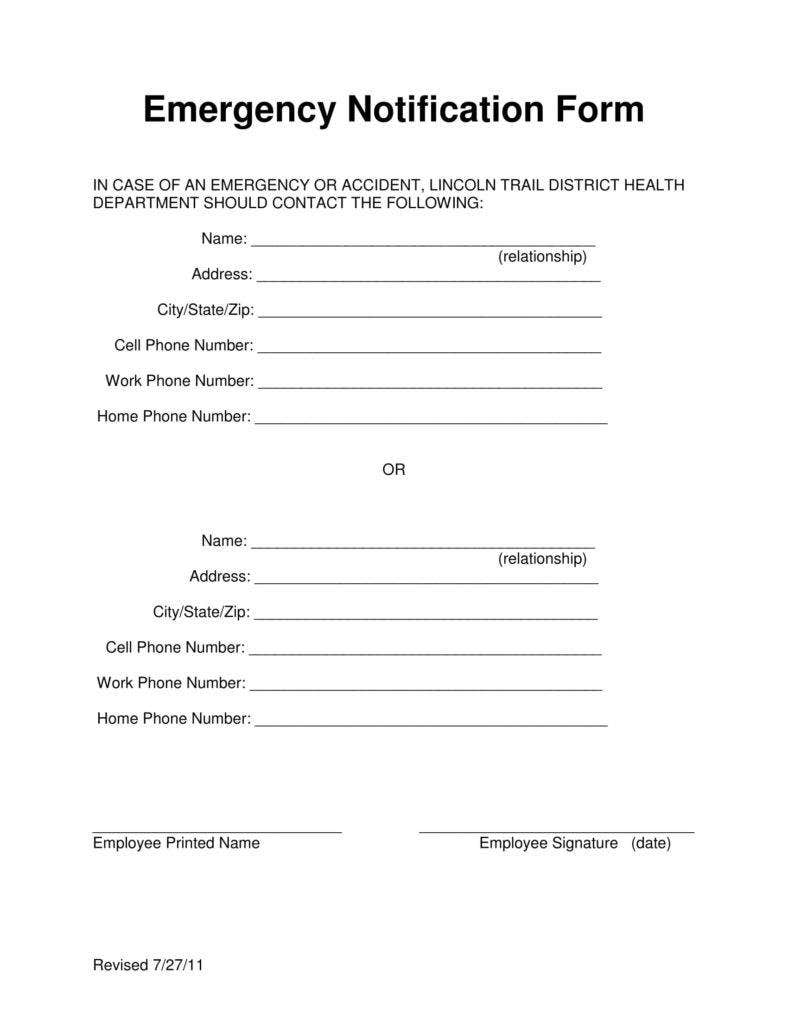 department-employee-emergency-notification