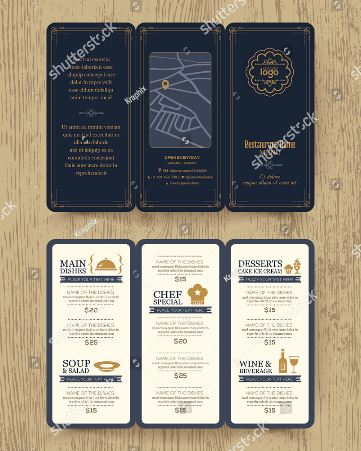 elegant-restaurant-menu-pamphlet-template
