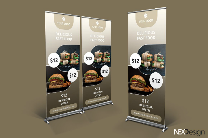 fast-food-roll-up-banner-template