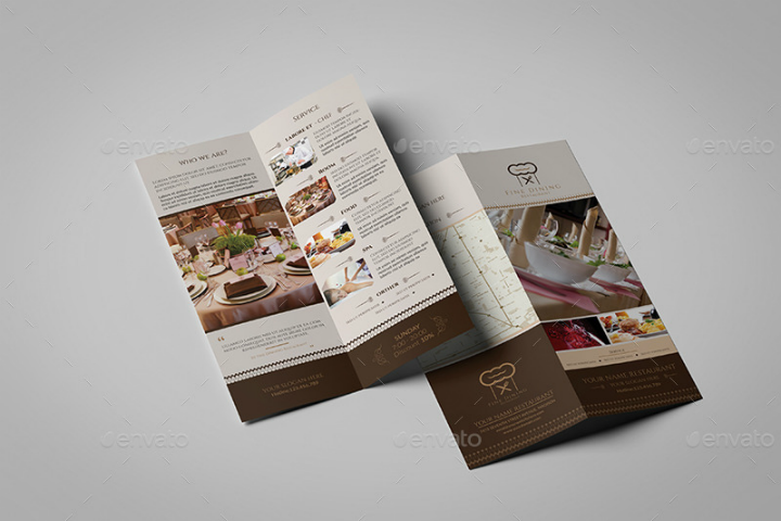 fine-dining-restaurant-take-out-brochure-template