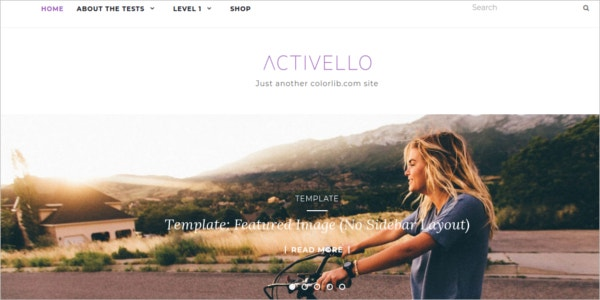free responsive simple multipurpose blog wordpress theme