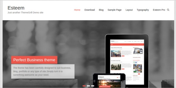 free responsive wordpress beautiful theme