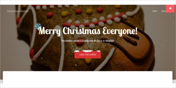 free-responsive-wordpress-christmas-theme
