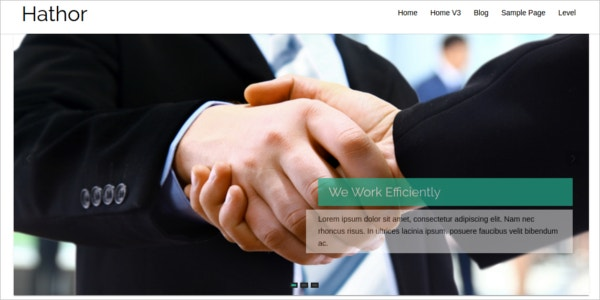 free responsive wordpress theme download