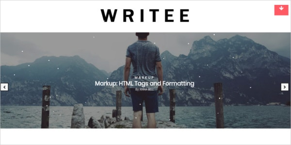 free responsive wordpress travel theme