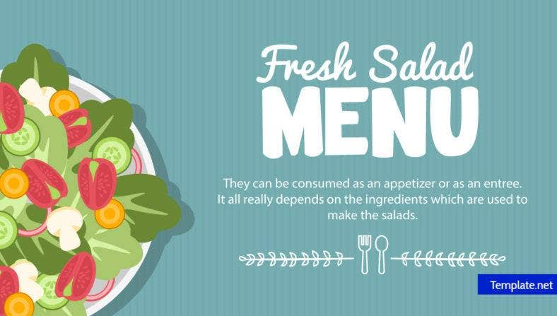 fresh-salad-menu-templates