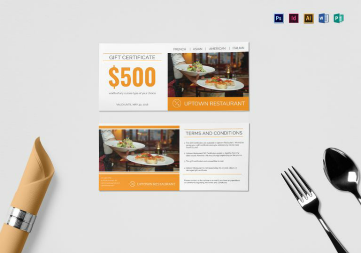 gold-restaurant-gift-certificate-template