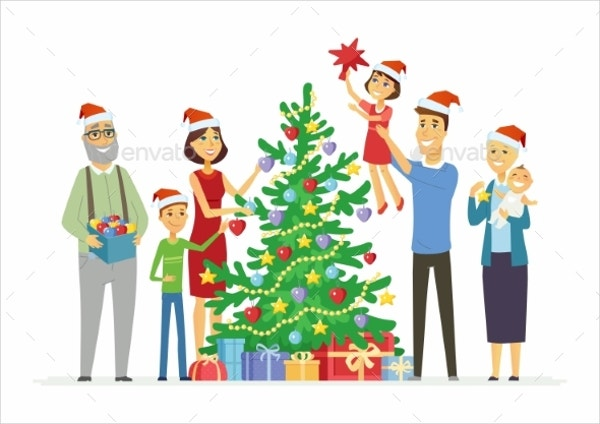 happy-family-decorates-christmas-tree