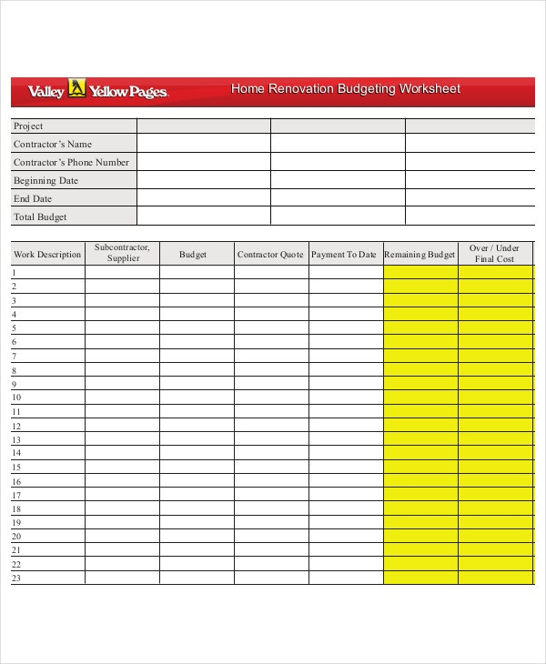 home-renovation-budgeting-worksheet