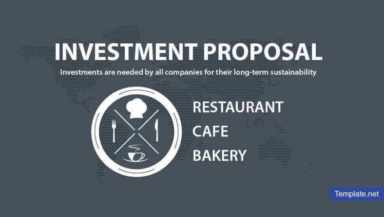 investment-proposal-templates