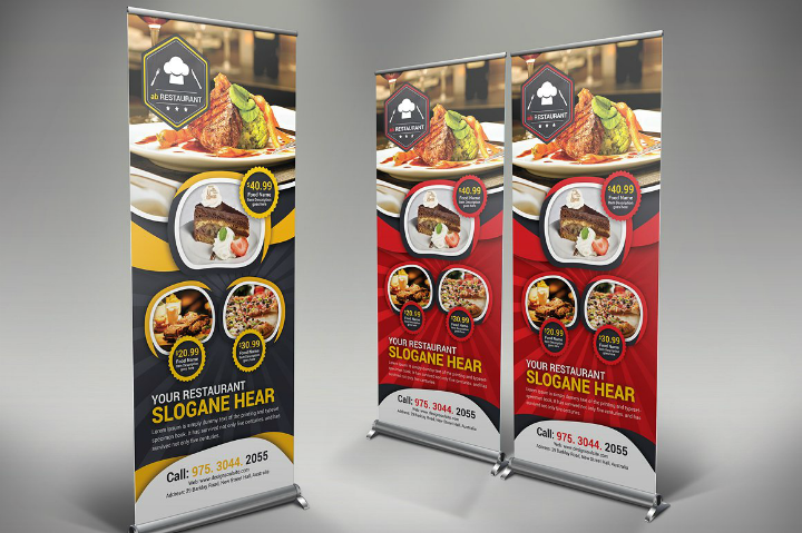 luxury-restaurant-rollup-banner-template