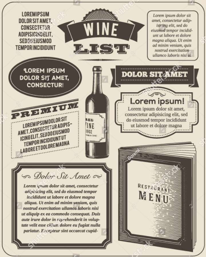 luxury-restaurant-wine-list-pamphlet-template