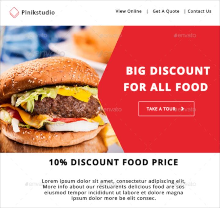minimalist-restaurant-email-template