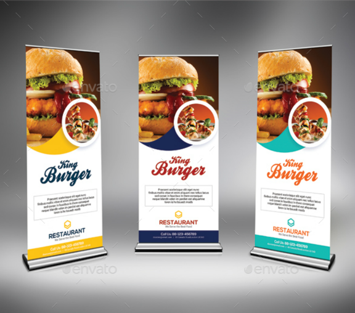 multipurpose-restaurant-rollup-banner-template
